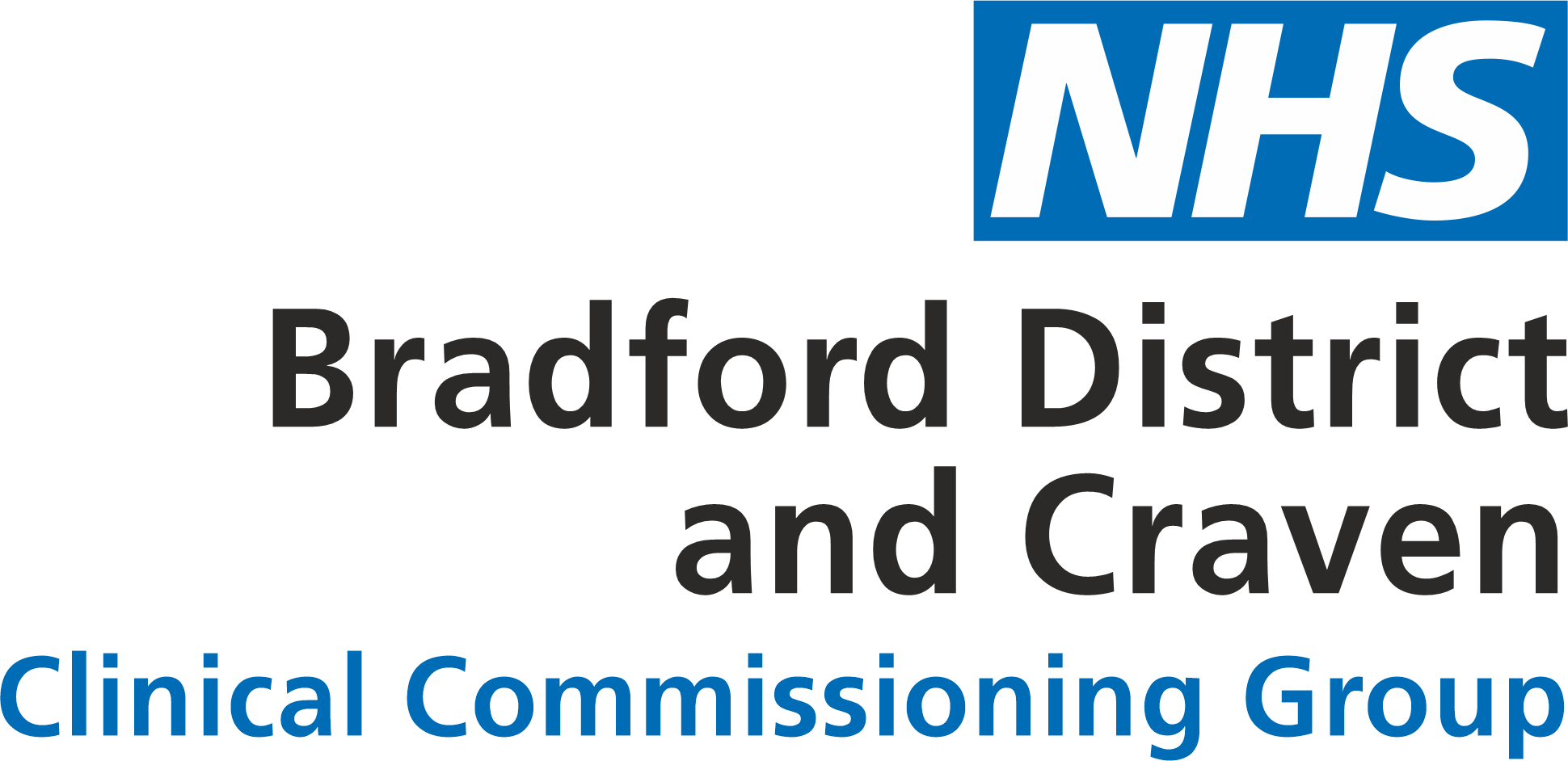 Bradford District and Craven Clinical Commissioning Group logo